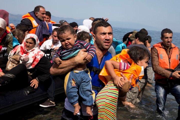 Obama Syrian Refugees