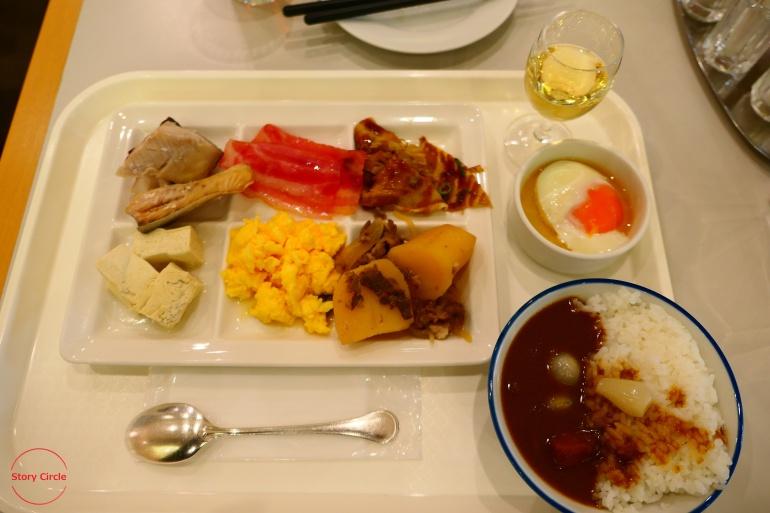 阪及早餐 (2)