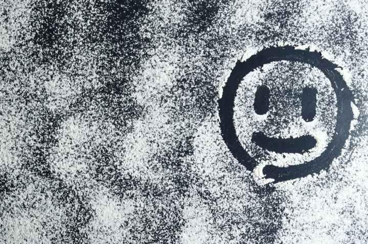 photo of emoticon artwork