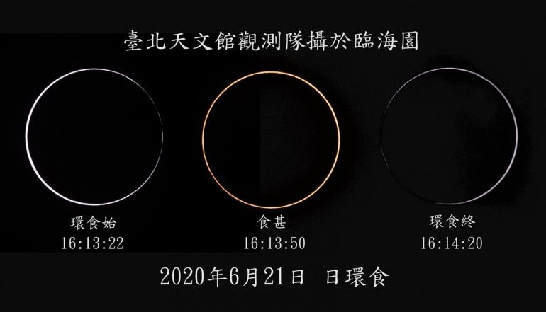 臺北天文館臨海園觀測隊
